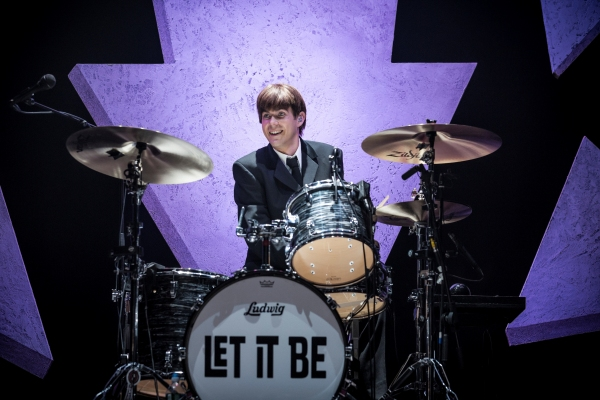 Photo Flash: The Beatles Take Broadway in LET IT BE Tribute Concert!