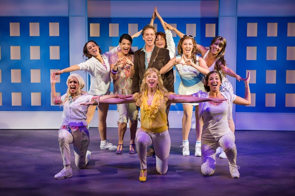 Michelle London (Elle Woods) and Company