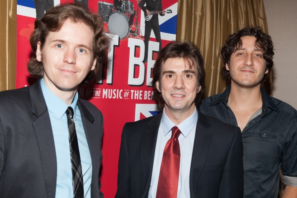 Photos: The Fab Four Return to Broadway; Inside Opening Night of LET IT BE!