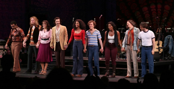 George Farmer, Chris Fenwick, Jennifer Sanchez, Frederick Weller, Renee Elise Goldsberry, Jason Rabinowitz, Christina Sajous, Alec Berlin and Damien Bassman