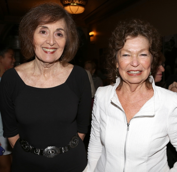Nancy Ford and Gretchen Cryer