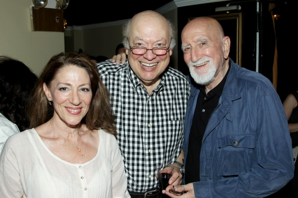 LORI WILNER, PETER VAN WAGNER, DOMINIC CHIANESE Photo