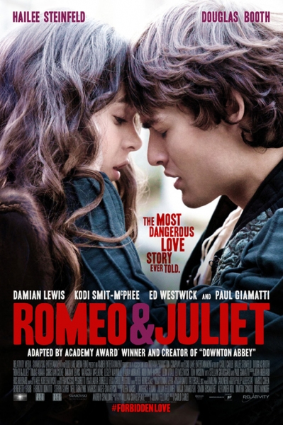 Poster Art for ROMEO & JULIET