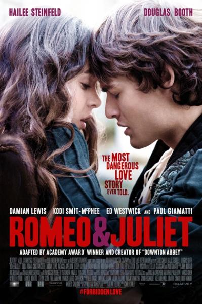 Poster Art for ROMEO & JULIET