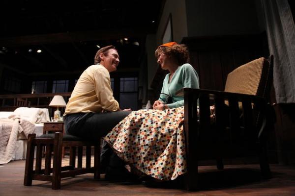 David Adkins and Corinna May Photo