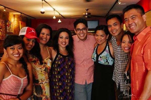 Renee Albulario, Debralee Daco, Liz Casasola, Maria-Christina Oliveras, George Salaza Photo