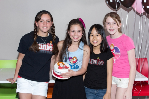 Georgi James, Madi Rae DiPietro, Junah Jang, Jaidyn Young Photo
