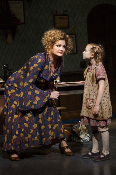 Photo Flash: First Look at Faith Prince as 'Miss Hannigan' in ANNIE!
