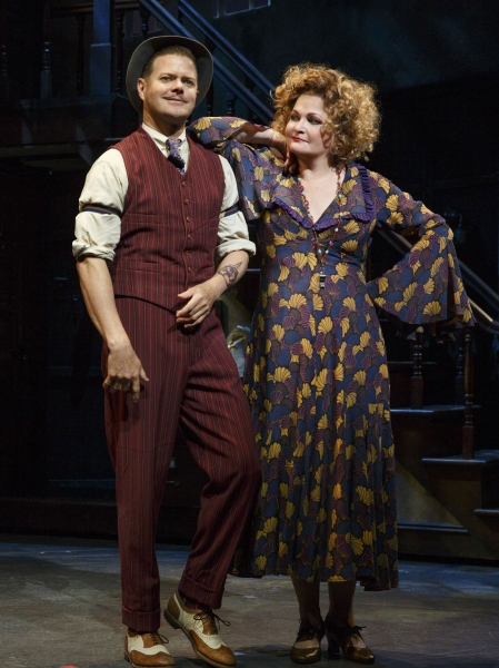 Photo Flash: First Look at Faith Prince as 'Miss Hannigan ...