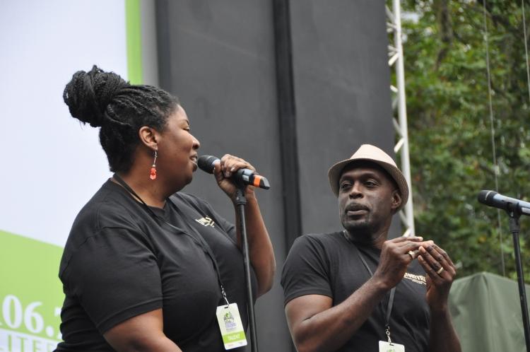 High Res Natasha Yvette Williams and Michael Leonard James