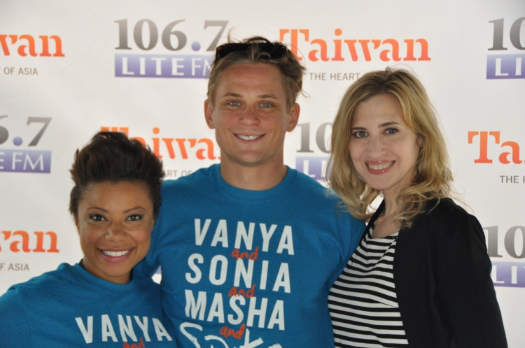 High Res Shalita Grant Billy Magnussen and Christine Nagy