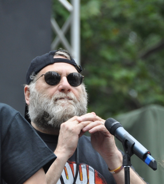 Photo Coverage: SOUL DOCTOR, ROCK OF AGES & More Visit Broadway in Bryant Park!