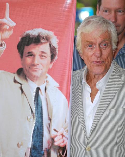 Dick Van Dyke, Peter Falk
