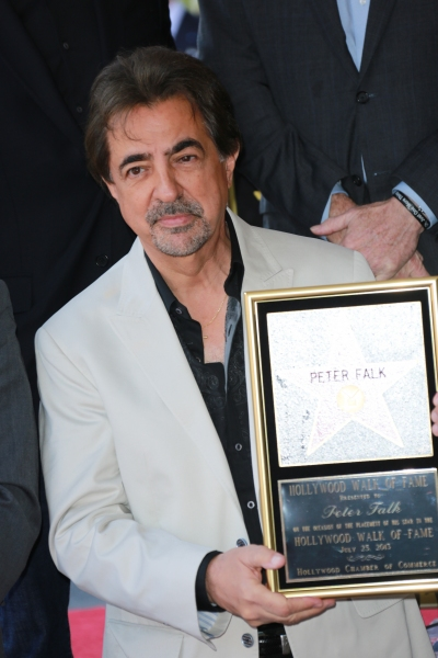 Joe Mantegna, Peter Falk