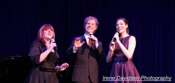 Katie Wilcoxson, Ian Patrick Gibb & Claire Gerig