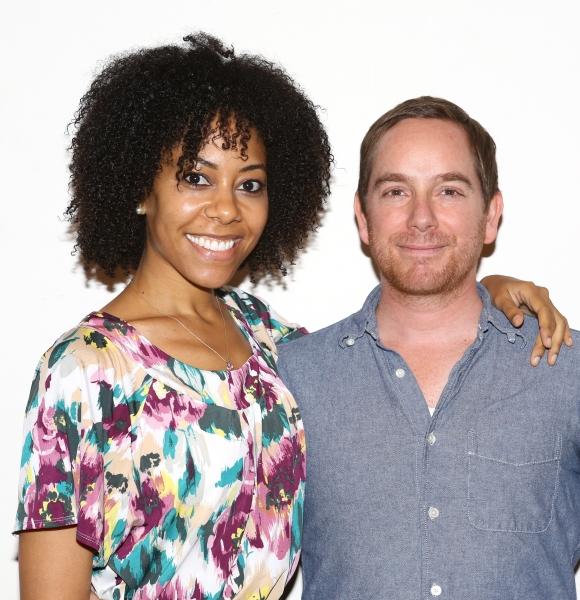 Nedra McClyde and Sam Breslin Wright