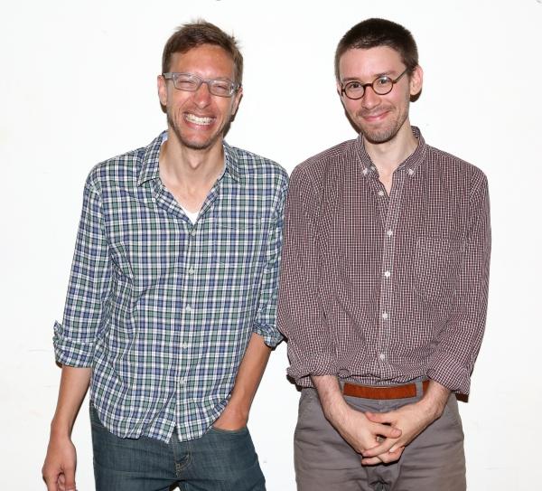Composer Michael Friedman and Musician Mike Brun