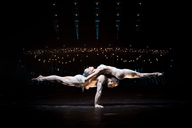 Review - Cirque du Soleil's 'Quidam' Pops Into Brooklyn