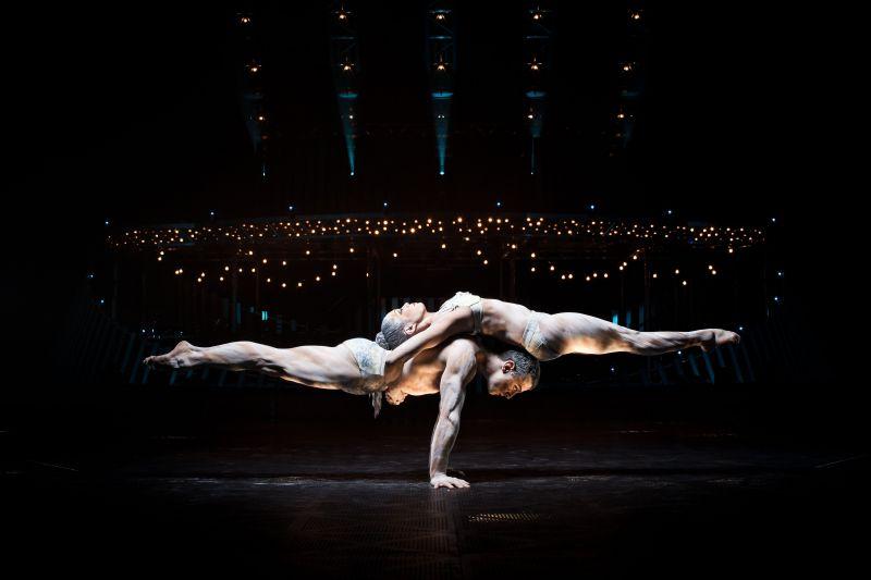 Review - Cirque du Soleil's 'Quidam' Pops Into Brooklyn