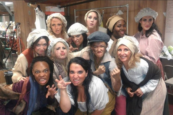 BWW Exclusive: Les Miserables at The MUNY Summer 2013 Scrapbook!