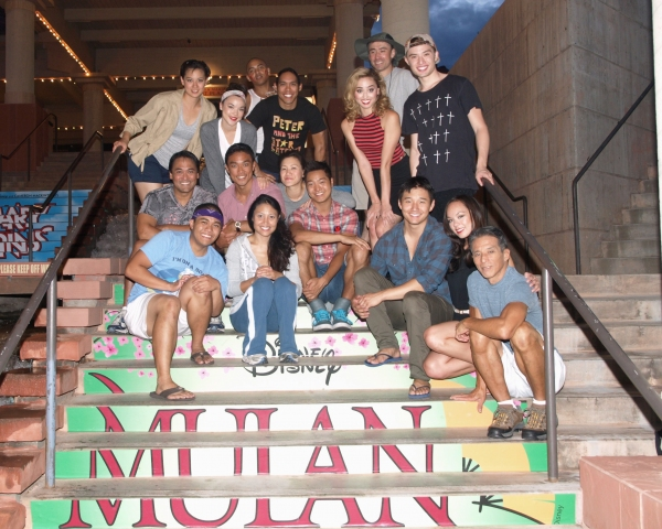 David Lamarr, Mandarin Wu, Chris Bona, Megan Masako Haley, Aaron Komo, Ashley Matthews, Yilin Hsu-Wentlandt, Daniel J. Edwards, Chester Lockhart, Kate Lippstreu, and Rob Narita