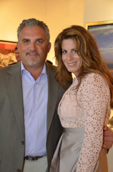 Nick Korniloff, Pamela Cohen Photo