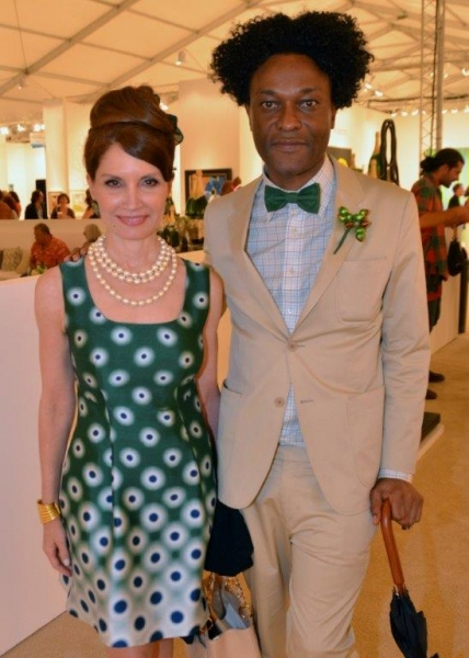 Photo Coverage: Thousands Attend Art Southampton VIP Preview
