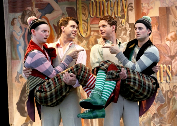 Photos: Chicago Shakespeare in the Parks Opens THE COMEDY OF ERRORS