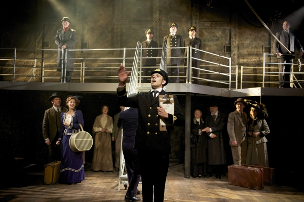 Photo Coverage: First Look at European Premiere of New Chamber Version of TITANIC