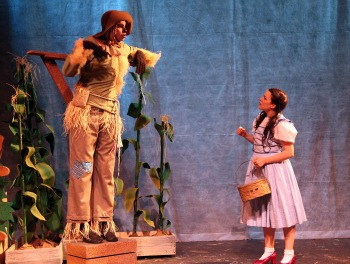 BWW Reviews: Journey Down the Yellow Brick Road to Gretna Theatre to See THE WIZARD OF OZ