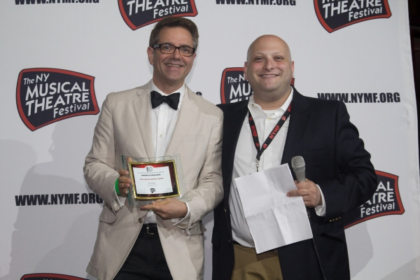 Photo Flash: NYMF Celebrates 2013 Awards for Excellence, Closing Night