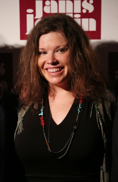 Photo Coverage: A NIGHT WITH JANIS JOPLIN's Mary Bridget Davies Meets the Press