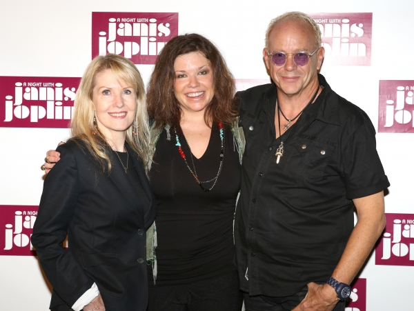 Choreographer  Patricia Wilcox, Mary Bridget Davies and Writer/director Randy Johnson