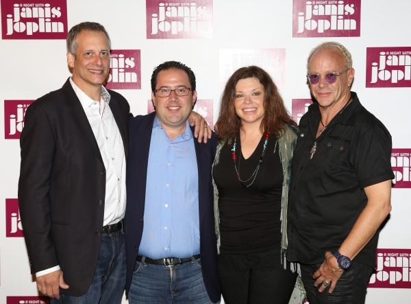 Producer Dan Chilewich , Producer Todd Gershwin , Actress Mary Bridget Davies and Wri Photo