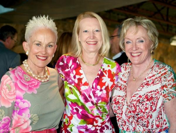 Barbara Daseke, Eileen Resnick, Laree Hulshoff