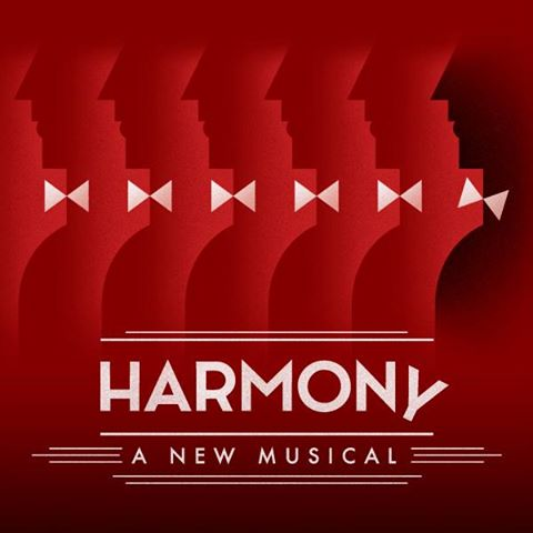 Barry Manilow Attends HARMONY Rehearsals