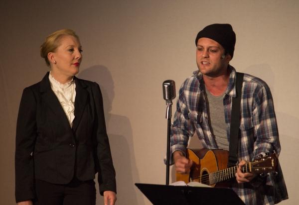 Rebecca Fisher and Van Hughes