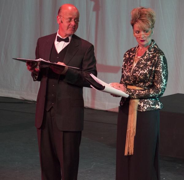Allen Fitzpatrick and Mari Nelson Photo
