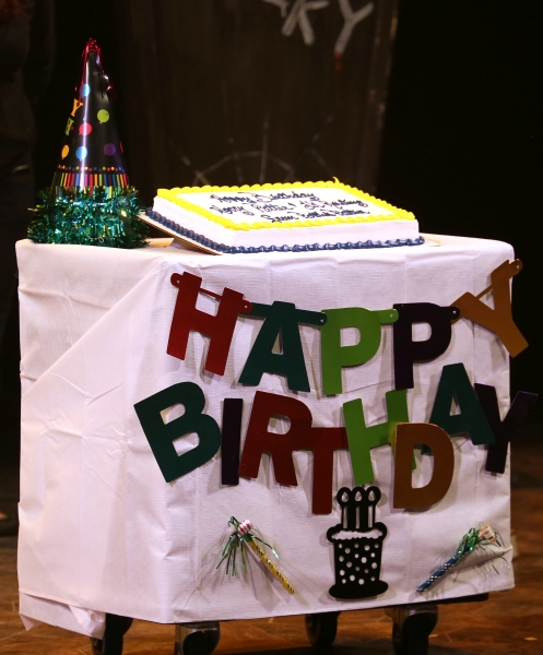 Photo Coverage: POTTED POTTER Celebrates Harry's Birthday Onstage!