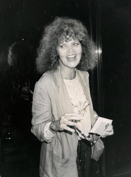 Eileen Brennan in New York City, 1981 Photo