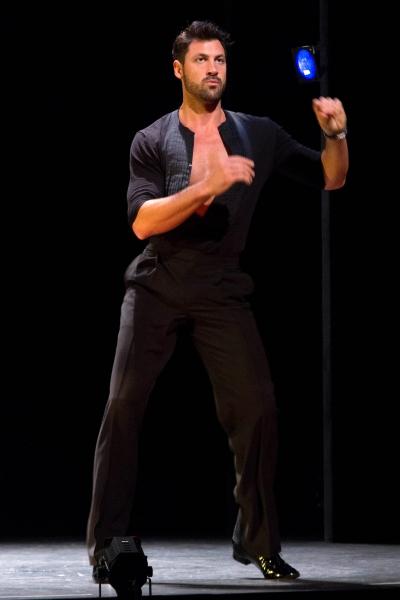 Photo Coverage Salsa Star Luis Enrique Joins Forever Tango