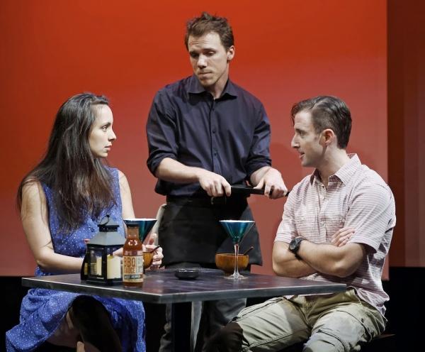Kendra Mylnechuk, Shane Patrick Kearns,  and J.J. Kandel