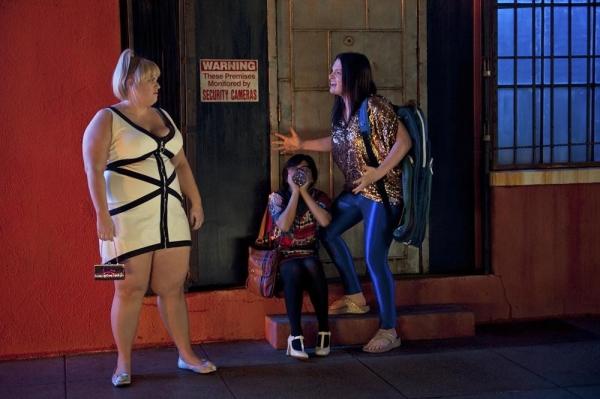 SUPER FUN NIGHT - ''Super Fun Night'' stars Rebel Wilson as Kimmie Boubier, Liza Lapira (''Don''t Trust the B- in Apartment 23'') as Helen-Alice, Lauren Ash (''Lars and the Real Girl'') as Marika, Kevin Bishop (''Star Stories'') as Richard Royce and Kate