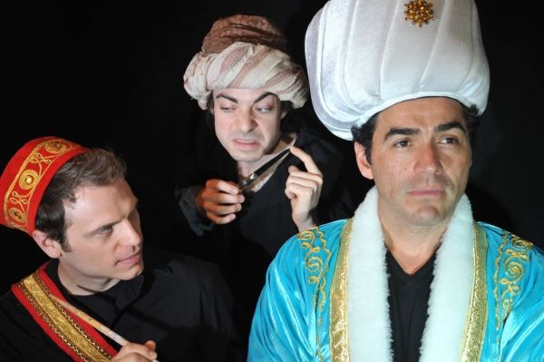 Photos: BELLINI AND THE SULTAN at FringeNYC, Begin. 8/13