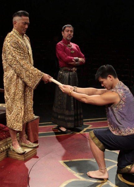 Paul Nakauchi, Alan Ariano and Telly Leung