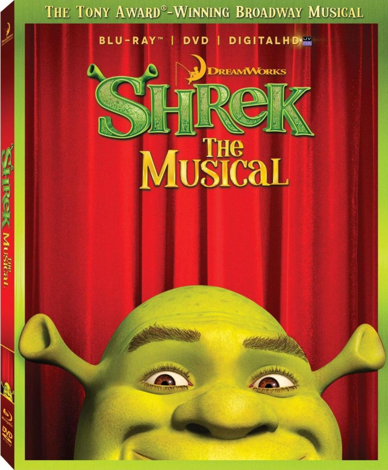 First Trailer for SHREK: THE MUSICAL On DVD/Blu