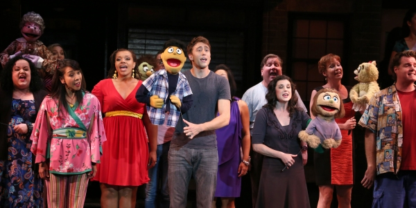Sala Iwamatsu, Carmen Ruby Floyd, Darren Bluestone, Veronica J. Kuehn, Jennifer Barnhart, Nicholas Kohn and the cast