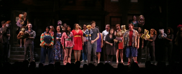 Jason Jacoby, Danielle K. Thomas,  Sala Iwamatsu, Carmen Ruby Floyd, Darren Bluestone, Veronica J. Kuehn, Nicholas Kohn and Trista Dollison with the cast