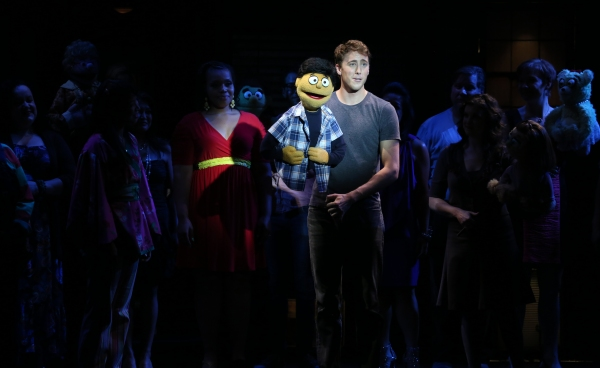 Photo Coverage: AVENUE Q Celebrates 10 Years Onstage!