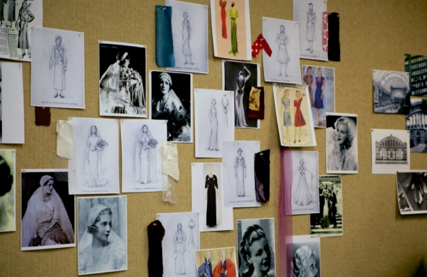 Costume designs by Tobin Ost